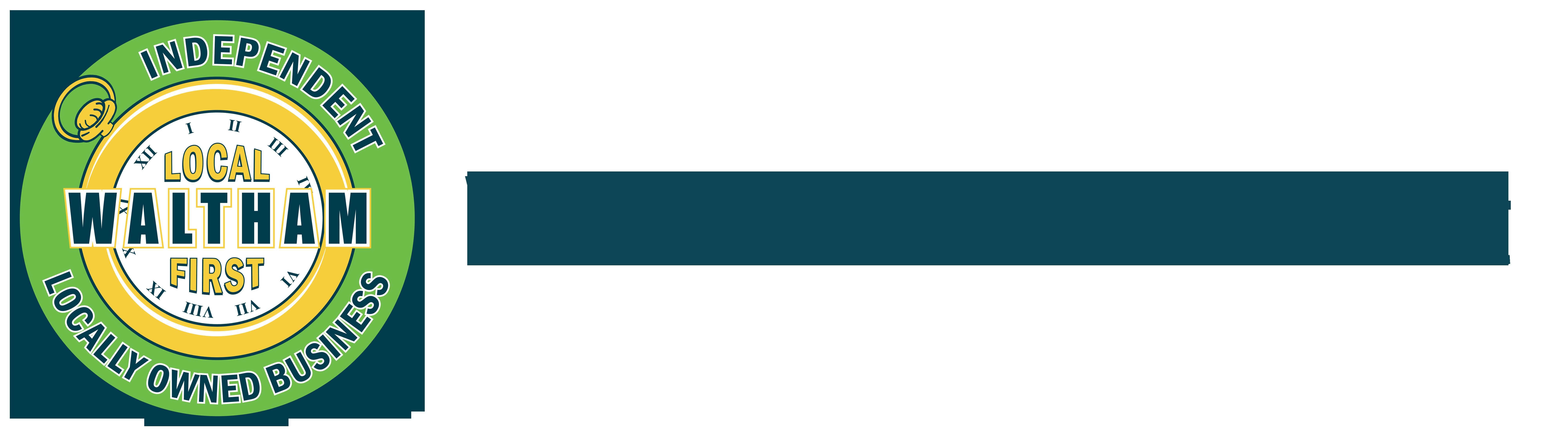 Waltham Local First Logo